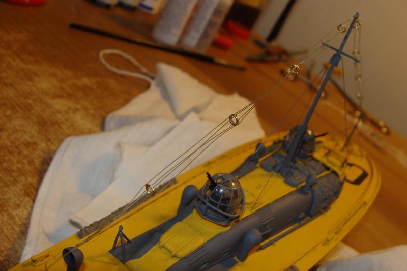 High Speed Launch - Maquette Airfix 1/72ème 193702DSC03940bis