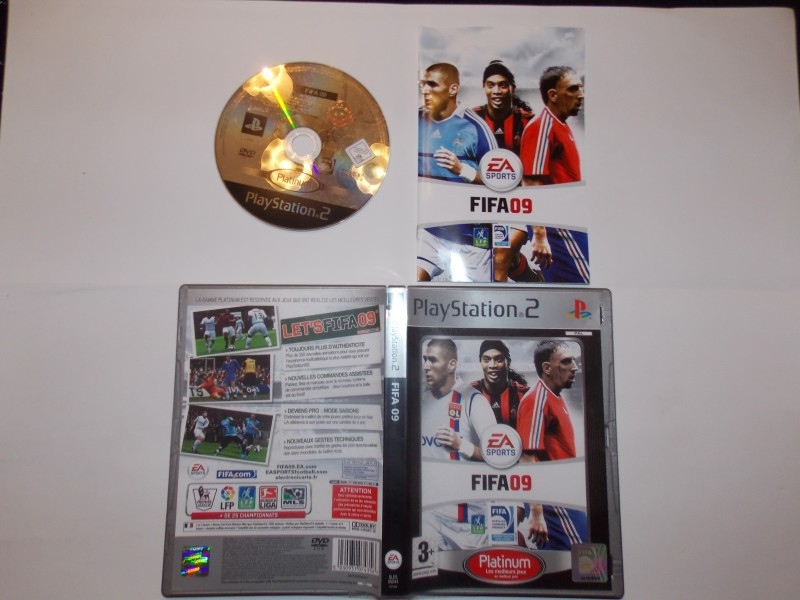 Fifa 09 194108Playstation2fifa09plat
