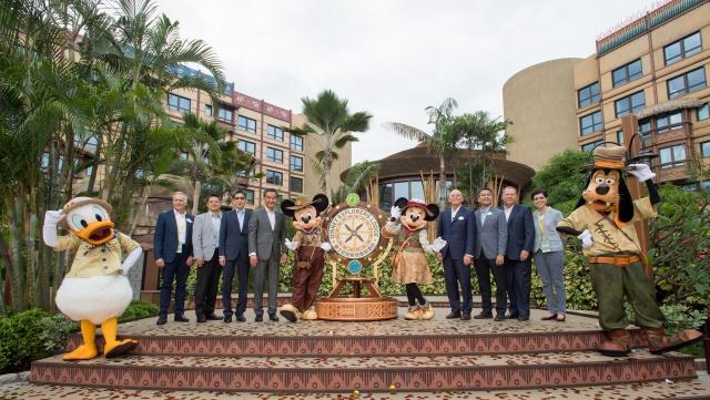 Nouveaux hôtels à Hong Kong Disneyland Resort (2017) - Page 4 194170w468