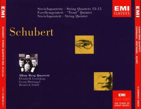 Schubert - Quatuors et quintette à cordes - Page 3 194545Tray1small