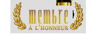 Membre à l'honneur