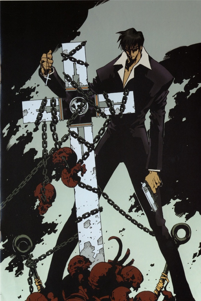 ~ Trigun, de Yasuhiro Nightow ~ 194892Wolfwoodidtrigunmaximumbysamanosuke89