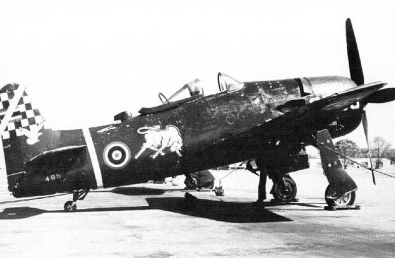 [Vintage] [Monogram Revell] F8-F1 Bearcat Thailandais... (Français...) 194975BearcatThai04