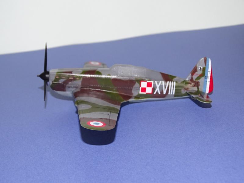 Morane Saulnier MS 406 GC I/2 Damblain Sgt Antoni Beda Avril 1940 195053DSC01740