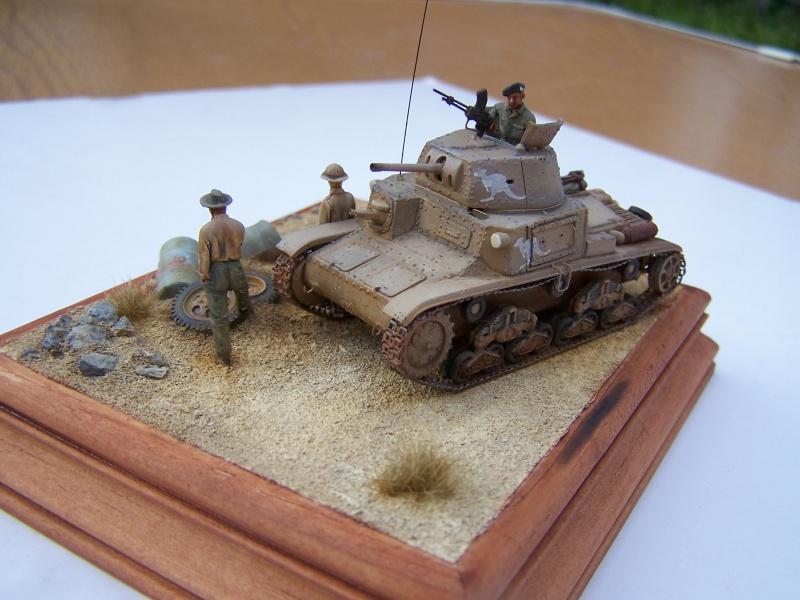 Char moyen M13/40 Tobrouk 1941 1963111005588