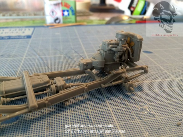 "GAZ-69 2P26 ""Baby carriage"" - Bronco 1/35 196463IMG4008"