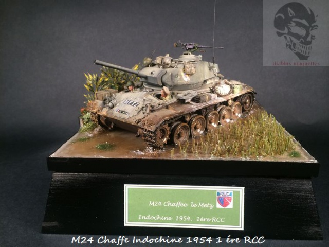 M24 Chaffee light tank, AFV Club 1/35 - Page 5 196633IMG3682