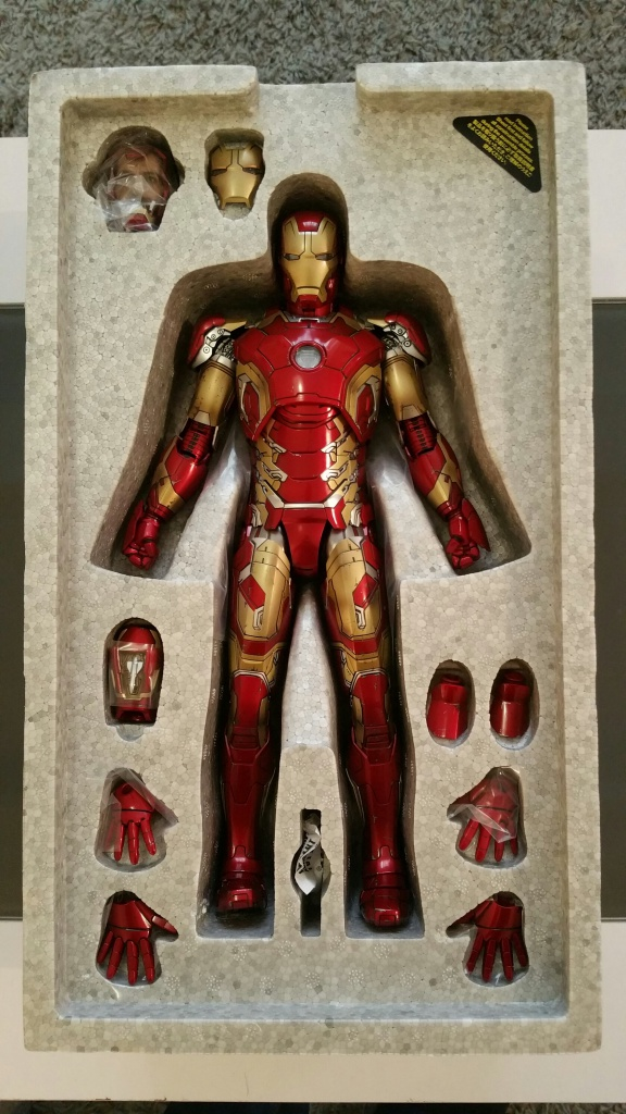 red360 : Thanos + Thor Infinity War Hot Toys - Page 25 196803201605120919041