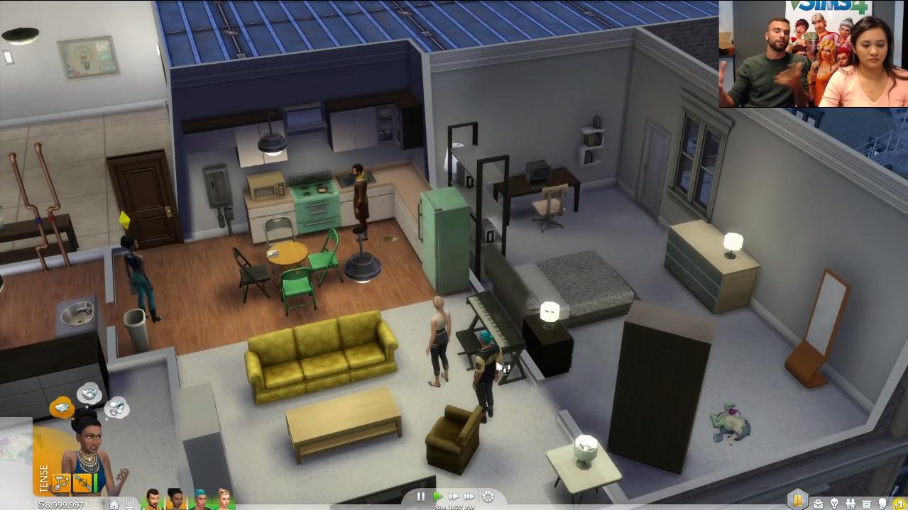 Sims 4 Vie Citadine 196978Screenshot1