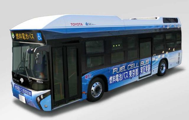 Prochain arrêt : des bus zéro émission 197280ToyotaHinotestentunbusapilecombustible