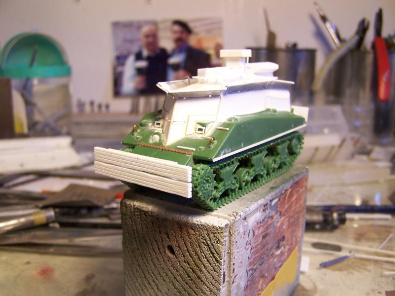 Sherman BARV Juno beach Secteur Nan Withe 06.06.44 partie 01 1973311007116