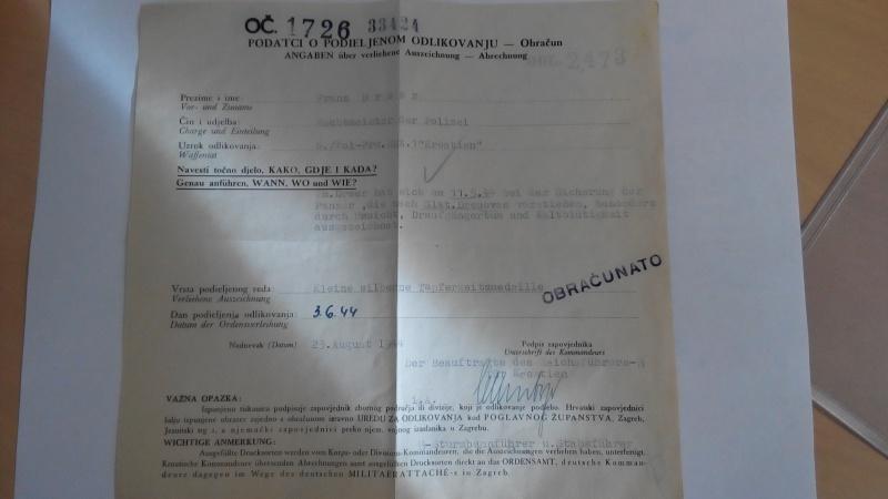 """Document SS 6./pol-frw.rgt.1""""kroatien""""  197408IMG20151228145235"""