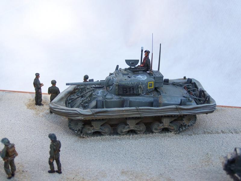 """Juno Beach"" 06.06.1944 Le Fort Garry Horse débarque... 1975171007497"