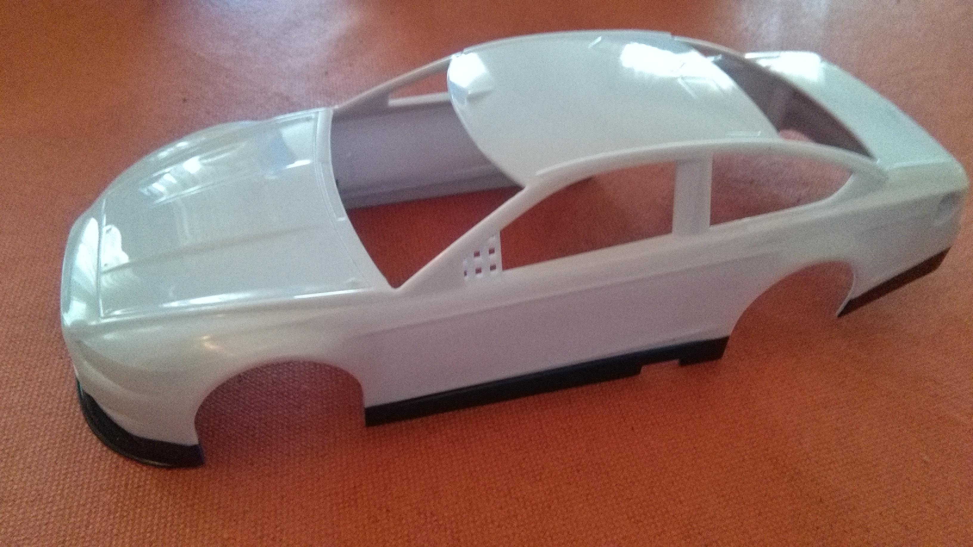 Ford Fusion Penskee 2014 #2 Brad K. Miller Lite - CHASE Version 199424IMG20160123152634