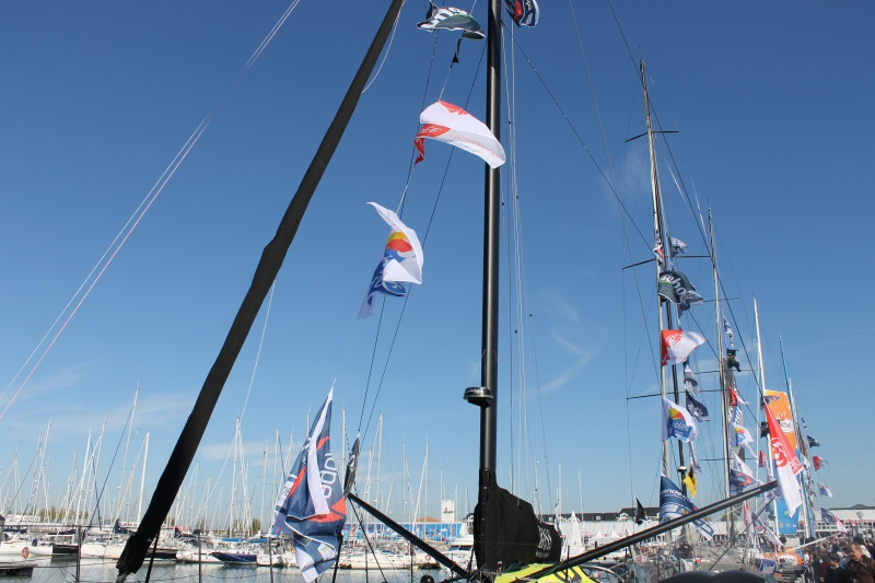 Visite du village et du ponton du Vendée Globe le 25/10/16 200061IMG4523