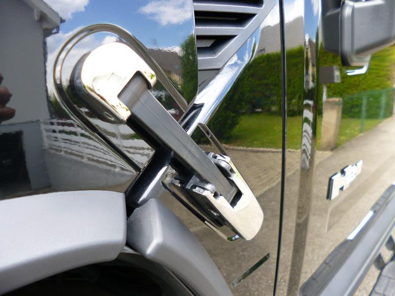 HUMMER H2 V8 6,2L Luxury 2008  (RUN) 200350P1040111