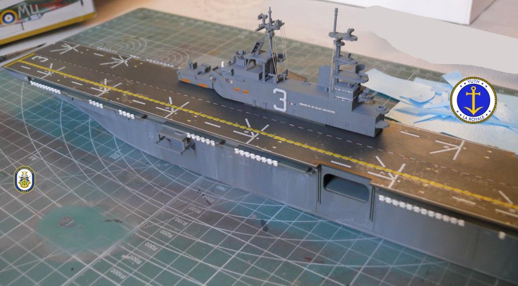 USS KEARSARGE LHD-3 1/700 REVELL 201269Kearsarge33