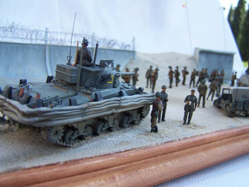 """Juno Beach"" 06.06.1944 Le Fort Garry Horse débarque... 2013591007486"