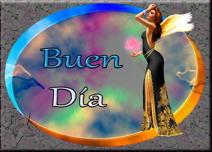Hada pelirroja de negro 2013878BuenDa