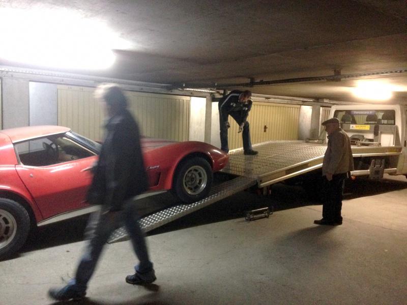 Corvette C3 76 en cours de restauration - Page 2 201423IMG5730