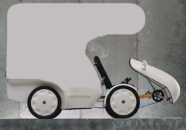 Vélo cargo 202256truck110