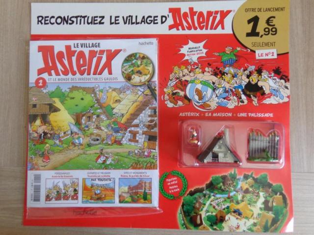 Le Village Asterix - Hachette-Collections (2016) - Page 2 202839Test1