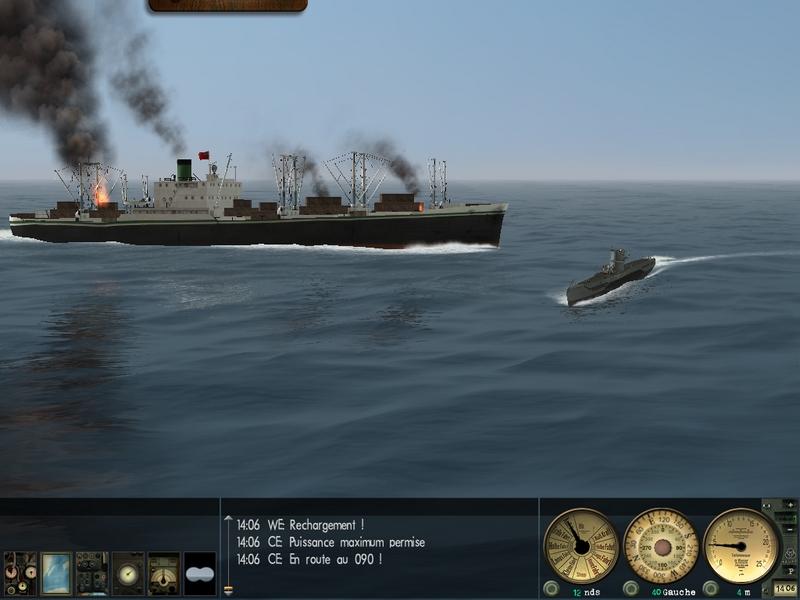 Silent Hunter III : rapports de patrouille. 203209Patr19