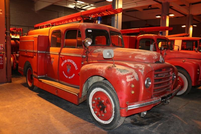 Des camions à gogo....Musée des sapeurs pompiers de Lyon 203320IMG6945
