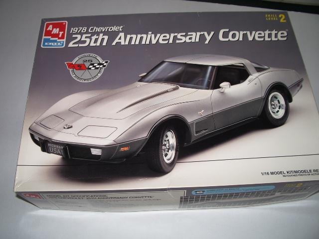 chevrolet corvette 25 th anniversary de 1978 au 1/16 - Page 3 203491IMGP8801
