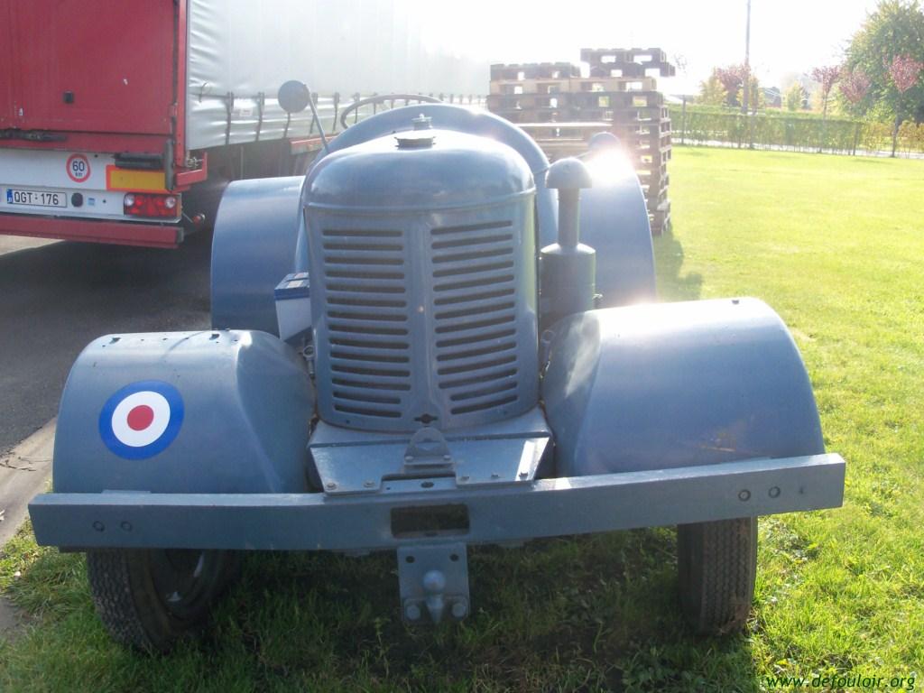 Tracteurs agricole d'autrefois. 203516DavidBrown1