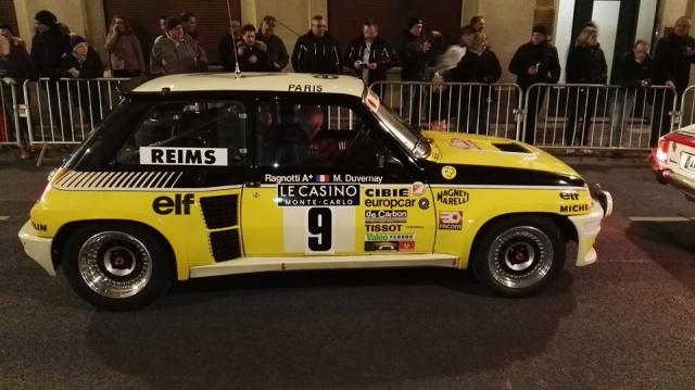 Rallye Historique Monte Carlo 203576Ragnotti1