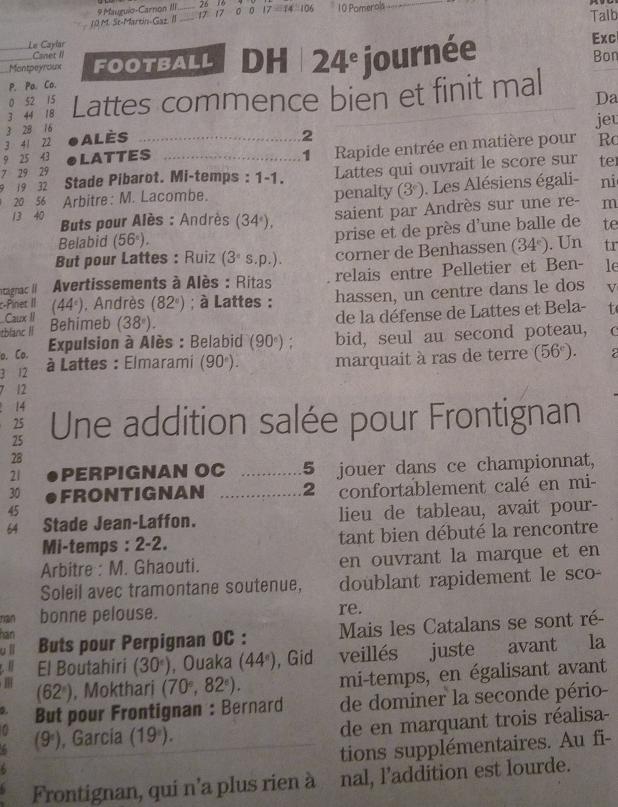 OLYMPIQUE D'ALES // CFA2  GROUPE E  - Page 2 203593P1280708