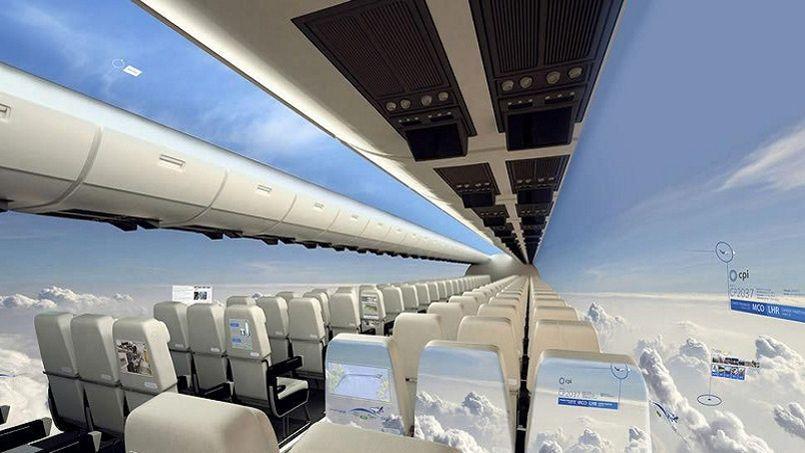 On pourra bientôt voler dans un avion transparent 203939PHO15f95d285e8b11e48b751332e2e7019c805x453