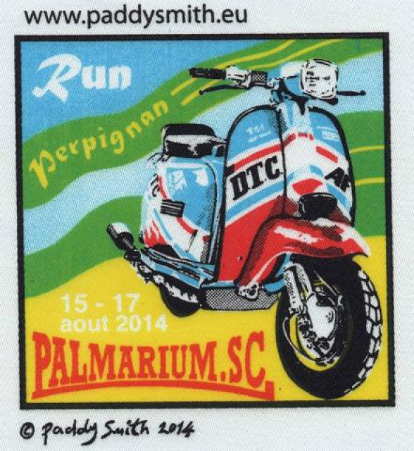 PALMARIUM VICHY/ PERPIGNAN 13/17 AOUT 203950palma2014