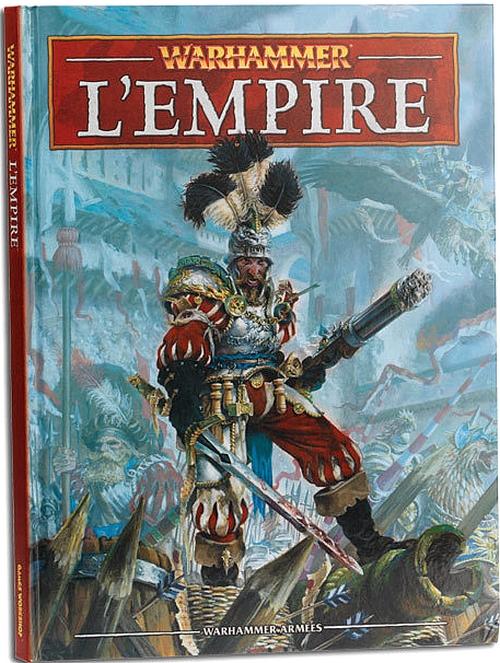 Warhammer L Empire Nouveau Livre D Armee
