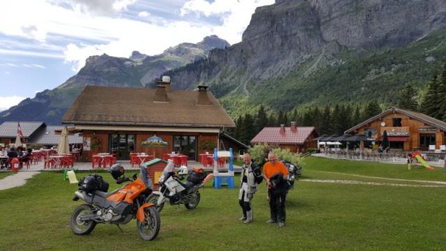 LC8 Rally western Alps - Stella alpina - Alpes Tour 2016  204457selectionalpesTour10