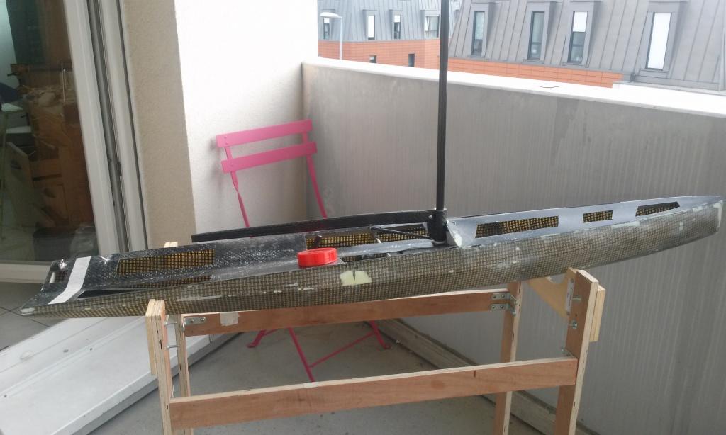 Construction de mon classe M, plan OPTIMIX 204690Assemblage003