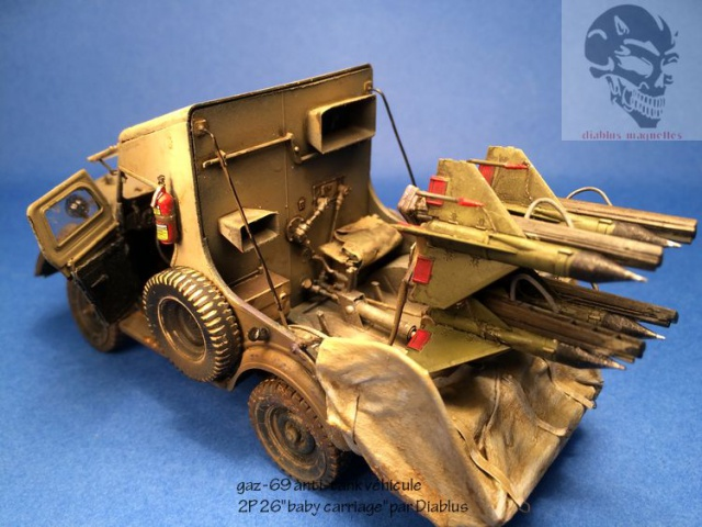 "GAZ-69 2P26 ""Baby carriage"" - Bronco 1/35 204745IMG4206"