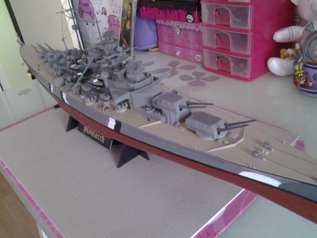 Mon Bismarck de chez Tamya 20491620140730135819
