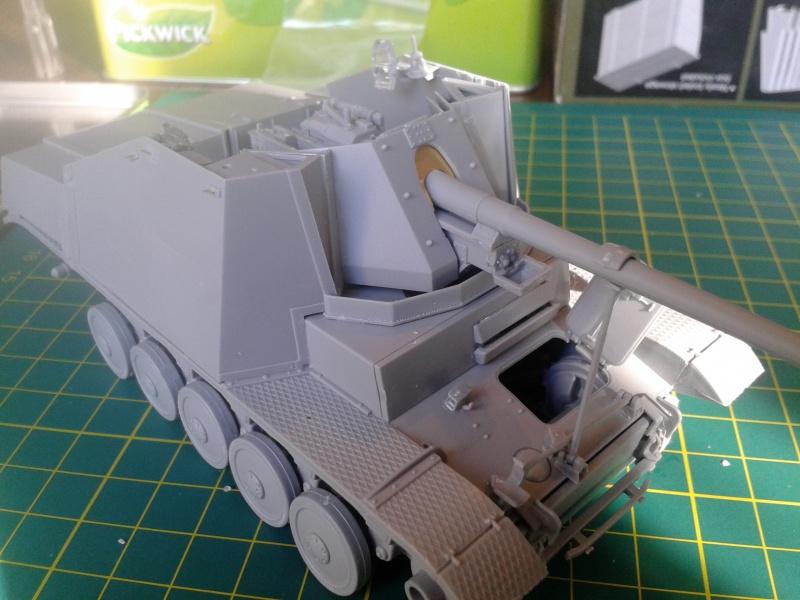 Sd.kfz 131 Marder 2 Dragon 1/35 20503820150910170643