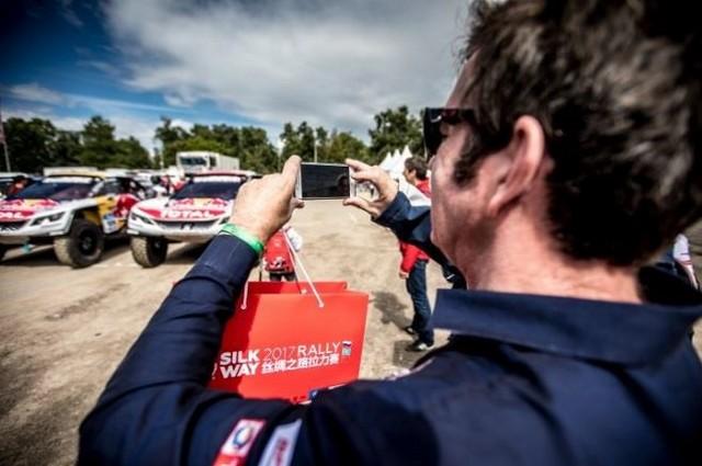 Peugeot Triomphe Pour La Deuxième Année Consécutive Sur Le Silk Way Rally 205175silkwayrally2017brunofamin