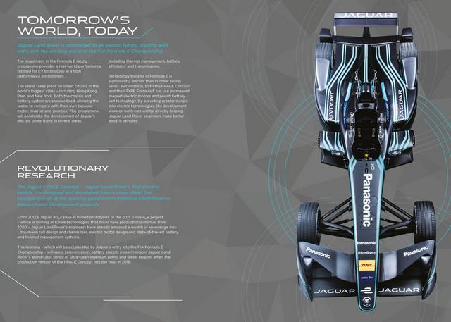 Jaguar Dévoile Le Concept I-PACE : Le SUV Électrique Performant 205540cropthumbnailipaceconcept5