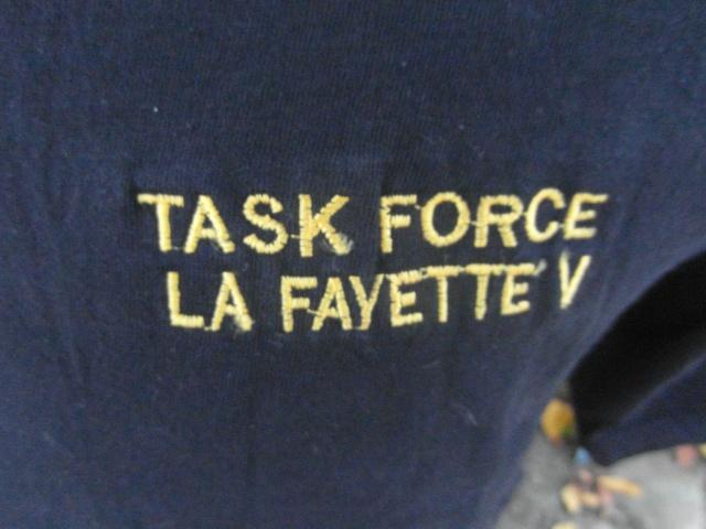 tee shirt TASK FORCE LAFAYETTE V 206133SAM0996