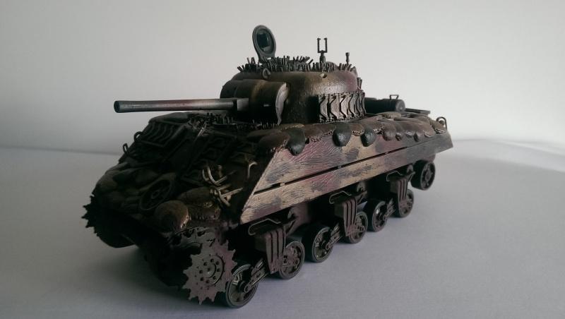 M4A2 USMC ITALERI 1/35 206167IMAG1205