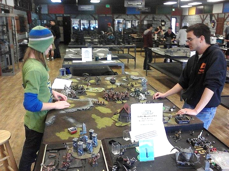 Les Centres Hobby Games Workshop en France et à travers le monde 206424LosAngelesBunker3