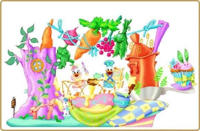 [Tokyo Disneyland] Nouvelle parade : Hippiti-Hoppiti Spring Time (du 2 avril au 23 juin 2014) 206885ep6