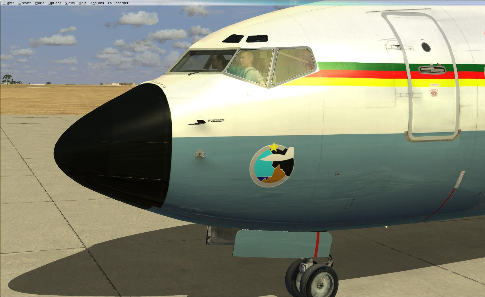 738 ngx cameroon air force 207425fsx2013071309430749