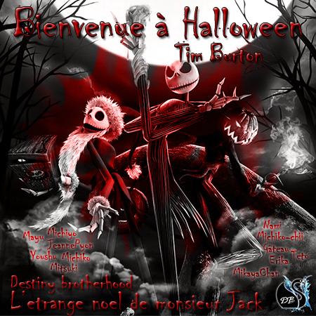 [TERMINE] L'étrange noel de monsieur Jack - Bienvenue a Halloween - Page 3 207467BienvenueHalloweenCOVER