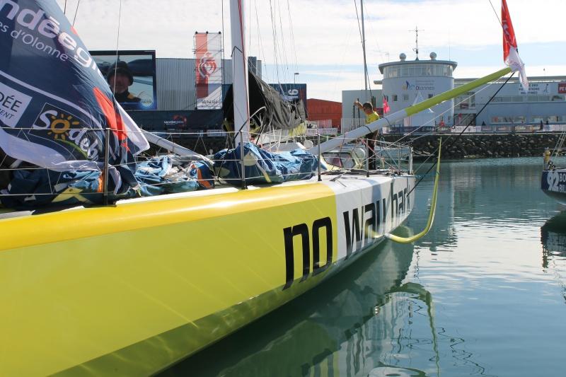 Visite du village et du ponton du Vendée Globe le 25/10/16 207789IMG4596