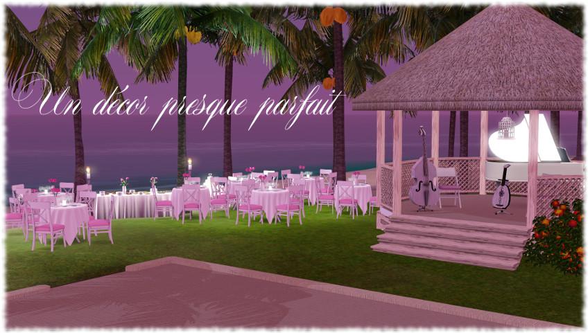 Un mariage presque parfait - Etape construction / déco 207804Etapedcoconcoursmariage